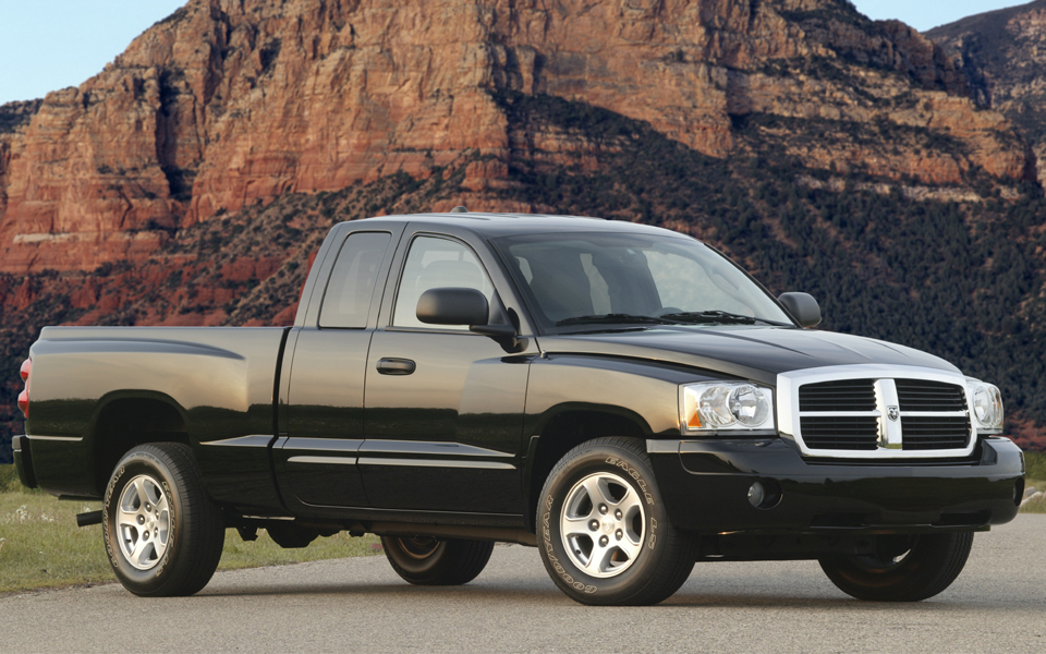Complete Overview of Dodge Dakota Repair Manual