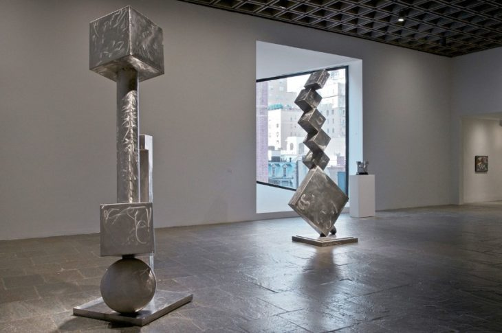 History of David Smith's Three-Dimensional Sculptures